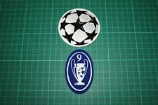 UEFA CHAMPIONS LEAGUE and 9 TIMES TROPHY BADGES 2003-2007