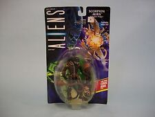 Aliens Scorpion Alien with Face Hugger Action Figure Kenner 1992