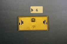 (D1) playmobil pièce détachée château ref 3666 3659