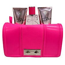 Victoria's Secret Mist Lotion Body Wash 3 Piece Gift Set Clutch Bag Purse Vs New