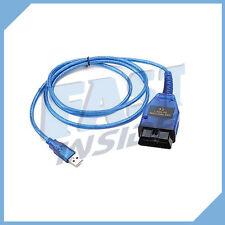 DIAGNOSI AUTO USB KKL VAG COM 409.1 DIAGNOSI SEAT AUDI VOLKSWAGEN SKODA OBD