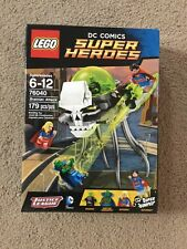 LEGO DC Super Heroes Brainiac Attack Set #76040 - NEW! Factory Sealed.