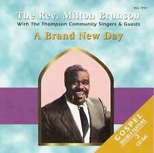 Brunson, Rev. Milton: Brand New Day  Audio Cassette
