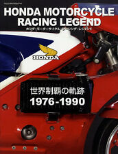 [BOOK] HONDA MOTORCYCLE RACING LEGEND 1 '76-'90 NR500 HRC NSR RCB CB750F VFR750