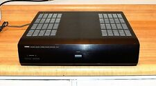YAMAHA MX-1 POWER AMP 200 WPC 1993 VERY RARE LAST 2 CHANNEL AMP YAMAHA PRODUCED