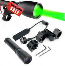 SALE! ND3-30 Green Laser Night Vision Long Distance Designator Flashlight Hunt