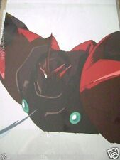TEKKAMAN BLADE EVIL LARGE ANIME PRODUCTION CEL