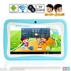 """For Children Kids Google Android 7"""" HD Tablet Quad Core&Dual Camera WI-FI 4GB"""