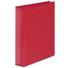 Rojo A4 Presentación 4D Carpeta Anillas Almacenamiento De Documentos Carpeta