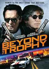 BEYOND THE TROPHY MICHAEL MADSEN ERIC ROBERTS DVD BRAND NEW SEALED FREE SHIP US