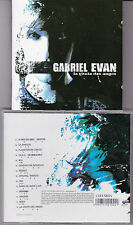 CD GABRIEL EVAN LA CHUTE DES ANGES 14T DE 2003 NEUF