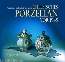 Fachbuch Schlesisches Porzellan Standardwerk STATT 34,90€ Tielsch Altwasser usw.