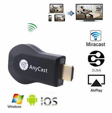 WiFi 1080P Full HD HDMI TV Stick AnyCast DLNA Wireless Chromecast Airplay Dongle