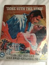 Gone With The Wind - Steelbook Blu Ray - New & Sealed - *Slight Imperfection*