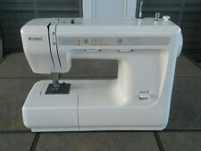 Sears Kenmore Model 385 Free Arm Portable Sewing Machine w/Foot Pedal & Manual