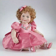 """MARIE OSMOND 2006 """"BABY PATTY"""" TODDLER PORCELAIN DOLL"""