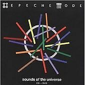 Sounds Of The Universe,Artist - Depeche Mode, in Good condition CD+DVD