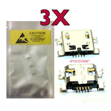3 X New Micro USB Charging Sync Port Charger For DOOGEE Turbo DG2014 MTK6582 USA