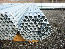 61 x Scaffold Tube Scaffolding poles 21ft x 48.3mm x 3.2mm