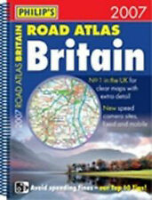 Philip's Road Atlas Britain 2007,