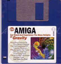 CU Amiga - Magazine Coverdisk 14 - Gravity (Full Game)
