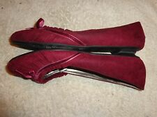 Predictions RED SHOES WOMENS SIZE 8 1/2