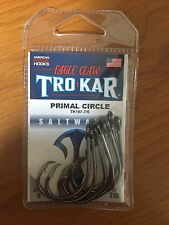 Eagle Claw TroKar Primal Circle TK197 -7/0  Qty 8  Saltwater