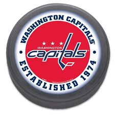 Washington Capitals Established 1974 NHL Collectors Puck