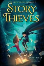 Story Thieves, Riley, James, Good Book