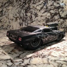 MUSCLE MACHINES 66 MUSTANG 1/18 DIE CAST CAR 1966 FORD CUSTOM