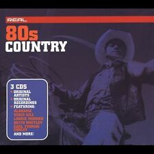 Real 80's: Country [755174814020] New CD