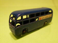 LESNEY   NO= 58  BEA COACH -  BLACK PLASTIC WHEELS  - CAR IN GOOD CONDITION