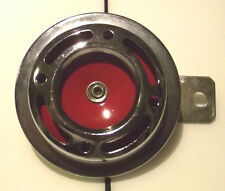 Alpha 12 Volt Loud Motorcycle Horn-Universal-With fitting Bracke.Bikes.Trikes.