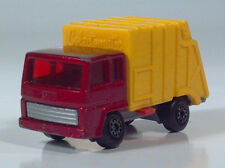 "Matchbox No 36 Lesney Super Fast Refuse Garbage Truck 2.5"" Die Cast Scale Model"