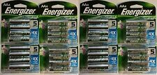 32 x AA Energizer Recharge Power Plus Rechargeable Batteries 2,300 mAh NH15BP-4