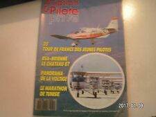 **c Aviation & Pilote privé n°164 35e Tour de France jeunes pilotes