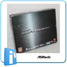 Placa base ATX AMD 990FX ASRock 990FX Extreme3 Socket AM3 con Accesorios