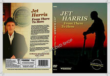 Jet Harris - From There To Here (DVD, 2012) NEW ITEM