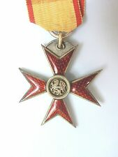 AUSTRIA, PRUSSIA, GERMANY ORDER OF THE GRIFFIN, sterling,very rare