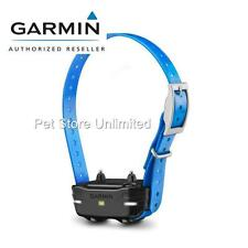 Garmin PT10 Dog Device Extra Receiver Collar BLUE for PRO 70 PRO 550 Sport PRO