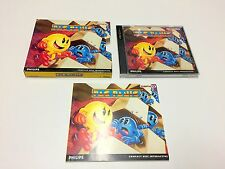 PAC-PANIC VERSION COLLECTOR / NAMCO CDI CD-I PHILIPS EN BOITE ET NOTICE