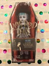 LIVING DEAD DOLLS BLUE VARIANT SERIES 9 GLOW IN THE DARK SEALED FREE SHIPPING