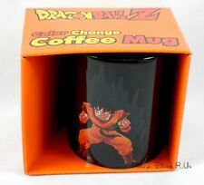 Collectible Dragon Ball Z Color Changing Coffee Mug Heat Reactive Goku Rare NEW