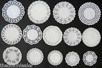 BUMPER PACK ASSORTED PAPER LACE DOILIES FOR MAGNOLIA TILDA /HANGLAR CARDS