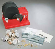 Thumler's Tumbler Rock Tumbler / Polisher Model MP-1 101 w/ Accessories THU101