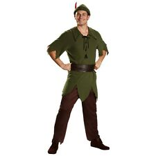 Peter Pan Classic Adult Mens Disney Halloween Costume