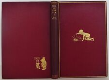 A.A. MILNE & ERNEST SHEPARD (illus) Now We Are Six SECOND EDITION