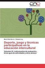 Deporte, Juego y Técnicas Participativas en la Educación Intercultural by...