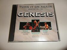 CD  Turn it on again-Best of 81-83 von Genesis