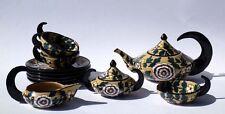 MGA servizio ceramica primi 900 anni 20 manlio trucco albissola albisola